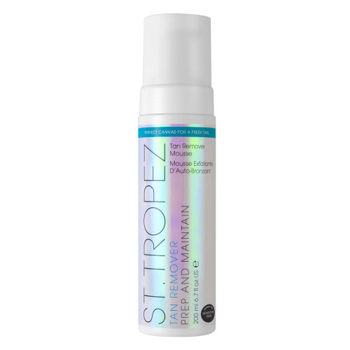 St Tropez Prep And Maintain Tan Remover Mousse 200ml At Beauty Bay