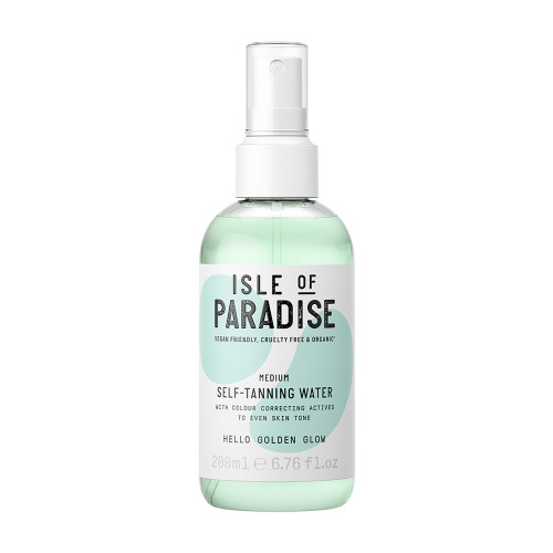 Isle Of Paradise Self Tanning Water