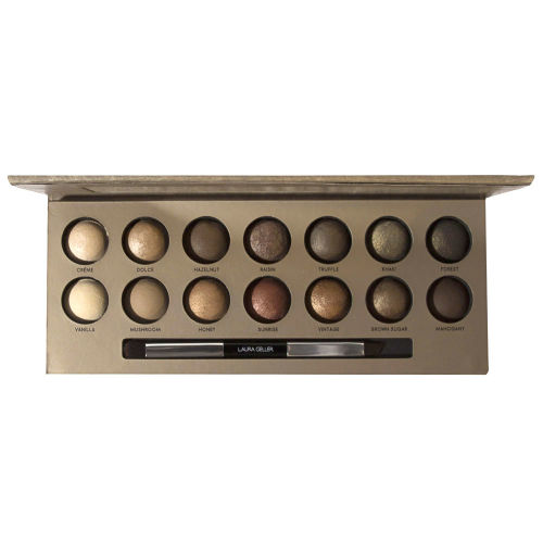 Laura Geller The Delectables Eye Shadow Palette Delicious Shades Of