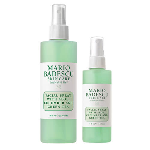 Mario Badescu Facial Spray with Aloe Cucumber And Green Tea
