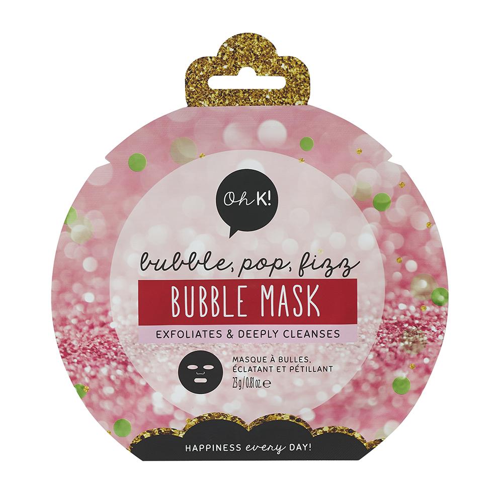 Bubble; Pop; Fizz Bubble Mask