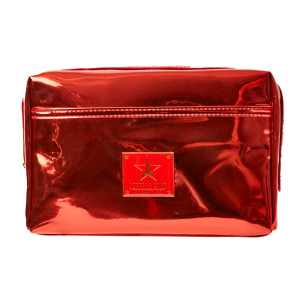 Jeffree Star Cosmetics Makeup Bag Reflective Red