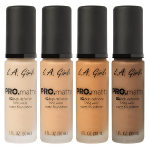 Image result for la girl cosmetics