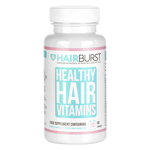 0e39a83f0a13e Hairburst Hairburst Food Supplement 1 Month Supply 60caps at BEAUTY BAY