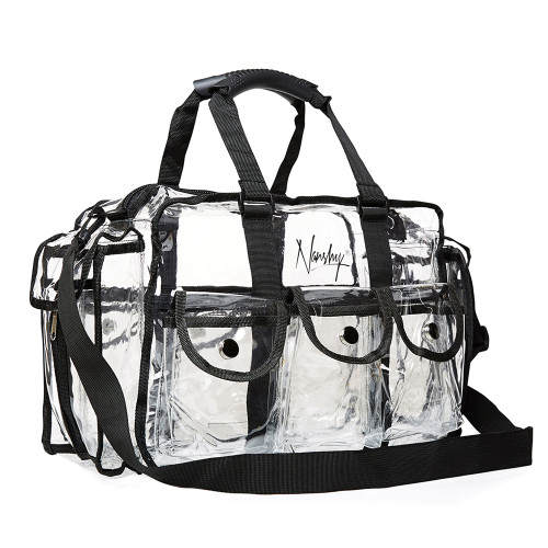 Nanshy Large Clear Makeup Kit Bag