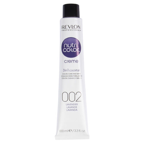 Revlon Professional Nutri Color Creme 002 Lavender 100ml At Beauty Bay