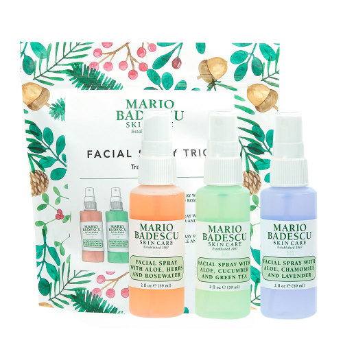 Mario Badescu Holiday Facial Spray Trio