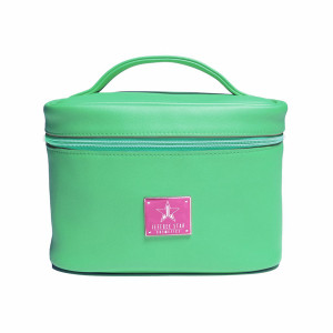 Jeffree Star Cosmetics Green Travel Makeup Bag