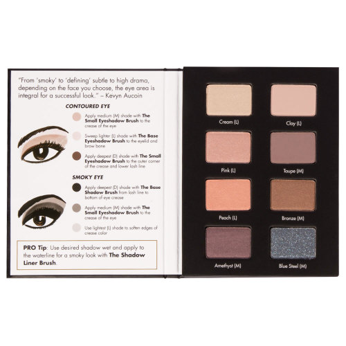 kevyn aucoin making faces beauty book at beauty bay