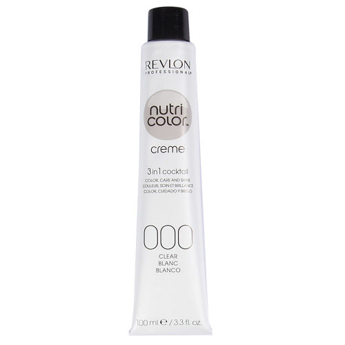 Revlon Professional Nutri Color Creme 000 White 100ml At Beauty Bay