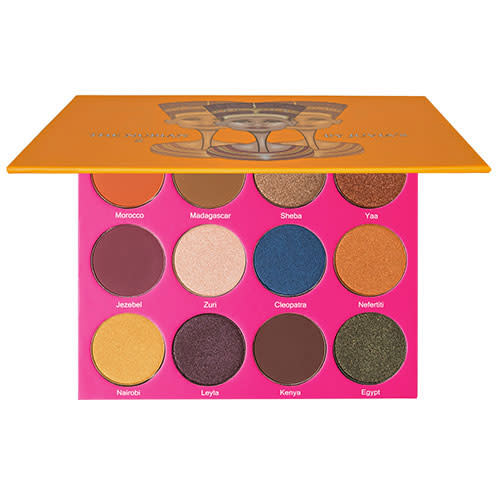 juvia s place the nubian 2 eyeshadow palette at beauty bay