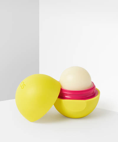 Smooth Sphere Pineapple Passionfruit Lip Balm by Eos