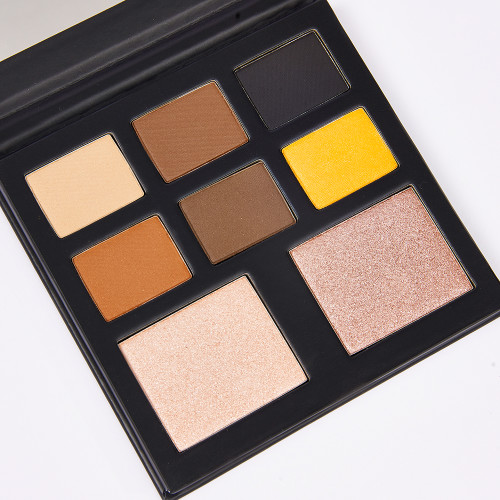 BEAUTY BAY Jordan Lipscombe Onyx Eyeshadow And Highlighter Palette