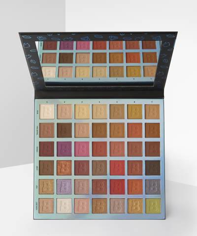 Beauty Bay Identity 42 Colour Eyeshadow Palette At Beauty Bay