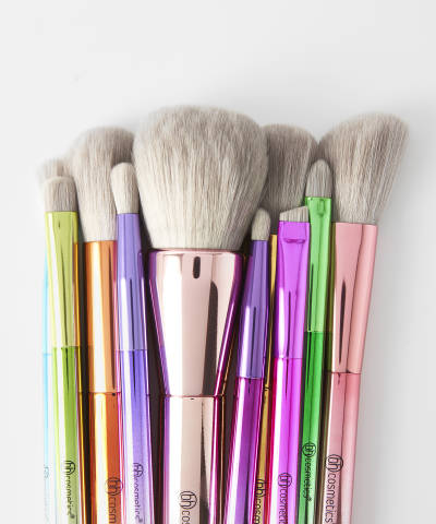 bh cosmetics take me back to brazil brush set at beauty bay