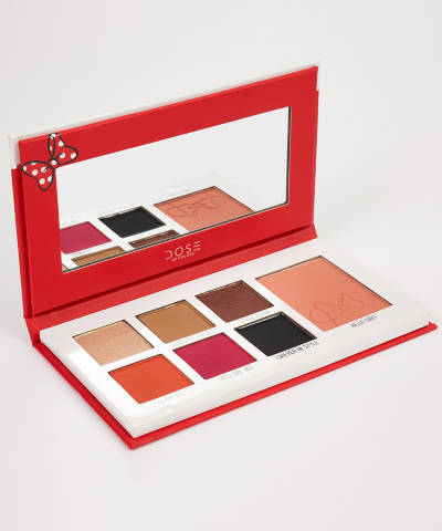 Dose of Colors - Minnie Mouse Eyeshadow And Blush Palette