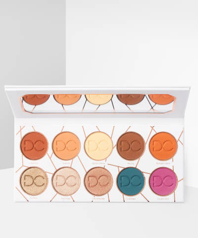 Dominique Cosmetics The Latte Palette At Beauty Bay