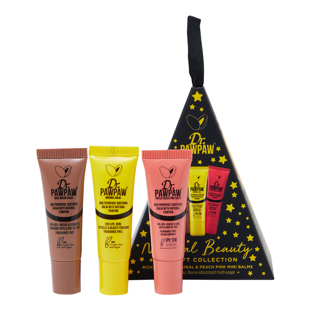 Natural Beauty Mini Gift Collection
