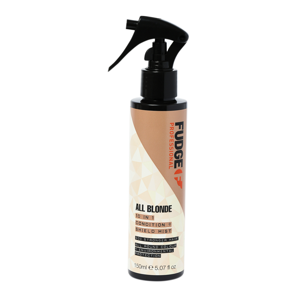 All Blonde Condition and Shield Mist