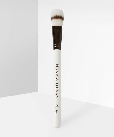 Ruby Duo Fibre Brush by Hank & Henry