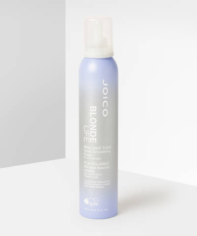Blonde Life Tone Violet Foam Styler by Joico