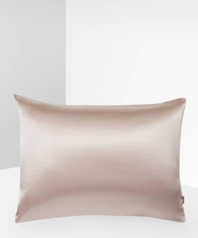 Kitsch Satin Pillowcase Blush At Beauty Bay