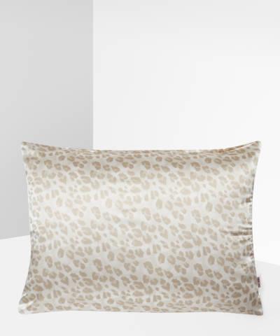 Kitsch Satin Pillowcase Leopard At Beauty Bay