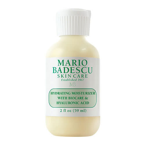 mario badescu hydrating moisturizer with biocare hyaluronic acid