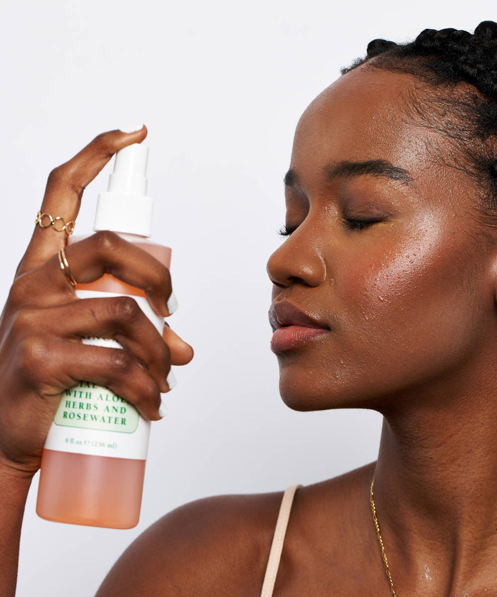 Facial Spray With Aloe, Herbs and Rosewater by mario badescu #3