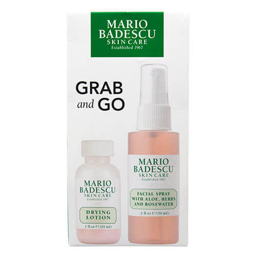 Mario Badescu Exclusive Grab and Go Duo at Beauty Bay