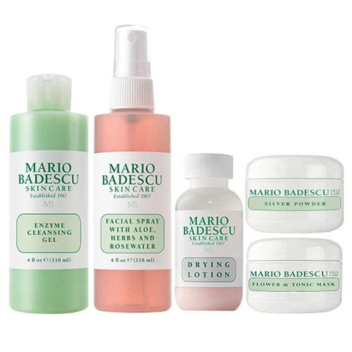 Mario badescu the 50th anniversary edition set with drying lotion mario badescu the 50th anniversary edition set with drying lotion and facial spray solutioingenieria Image collections