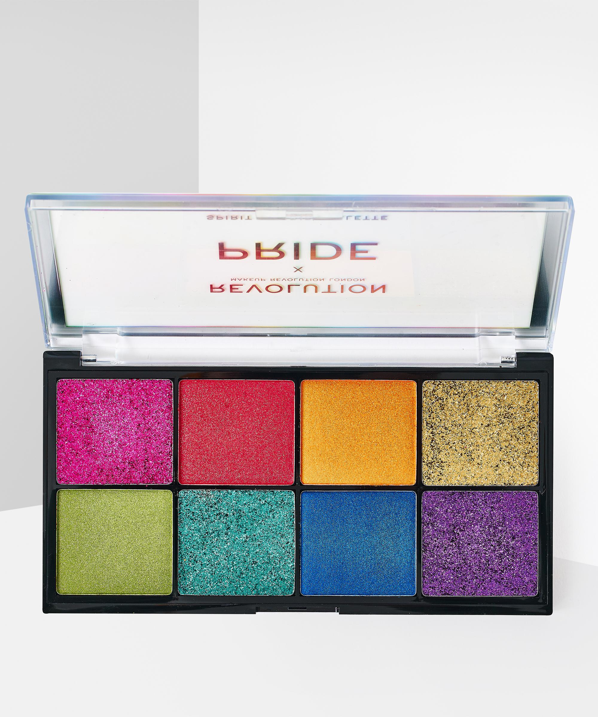 a8e8856f16a73 Revolution X Pride Spirit Of Pride Shadow Palette