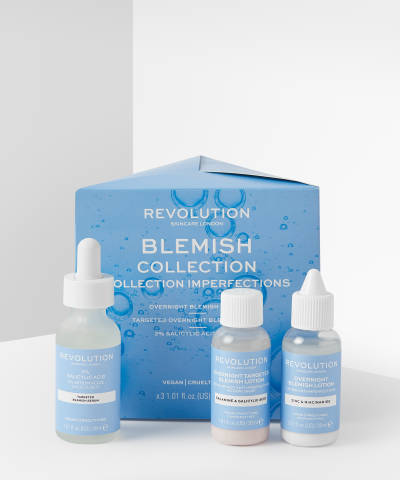 Blemish Set by Revolution Skincare