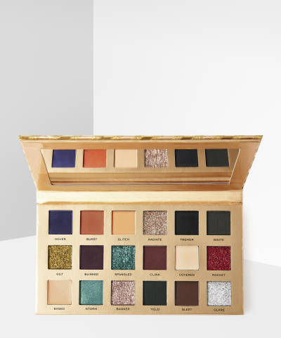 All That Glistens Shadow Palette by Revolution Pro