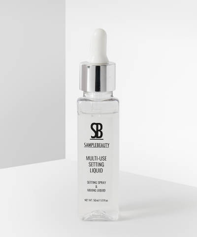 Multi Use Setting Liquid Setting Spray And Mixing Liquid by Sample Beauty