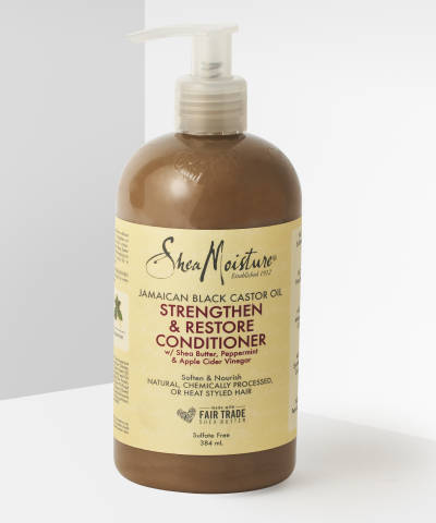 Shea Moisture - Jamaican Black Castor Oil Rinse Out Conditioner