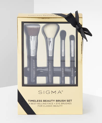 Timeless Beauty Brush Set by Sigma Beauty