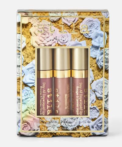 Stila - My Bare Lady Stay All Day Liquid Lipstick Set