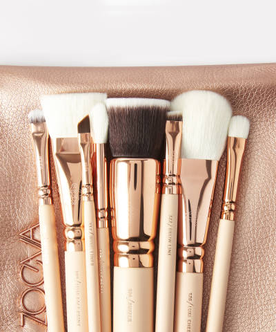 ZOEVA - Rose Golden Vol. 2 Luxury Brush Set