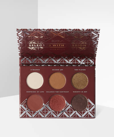 ZOEVA - Spice Of Life Voyager Palette